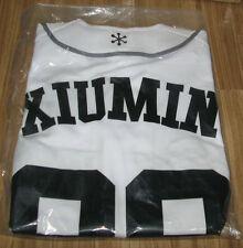 EXO EXOPLANET #3 THE EXO'rDIUM CONCERT GOODS XIUMIN BASEBALL UNIFORM JERSEY M