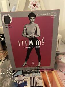 Item M 6 Power Mesh Leggings Shaping Fashion Gr. S Neu und ungetragen