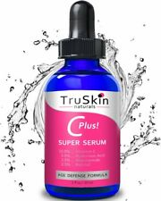 TruSkin Naturals Vitamin C-Plus Super Serum Anti Aging Anti-Wrinkle Facial 30ml
