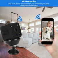 HD 1080P Wireless WiFi Mini Spy Home Security Camera IP Cam Night Vision Remote