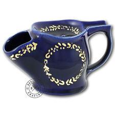Geo F Trumper Oxford Blue Lathering Shaving Mug Scuttle (w101153)