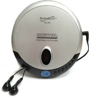 Super Sonic SC-251 Personal CD Player