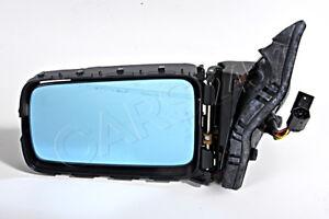 Side Mirror Glass Holder LEFT Fits MERCEDES S-Class W140 1991-1995 OEM