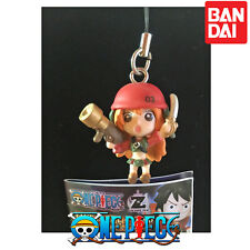 GASHAPON BANDAI ONE PIECE FILM Z BATTLE PHONE STRAP KEY RING NAMI.