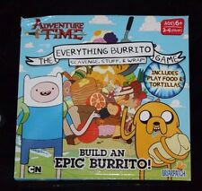 BriarPatch Adventure Time The Everything Burrito Game Build an Epic Burrito