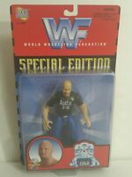 WWF SPECIAL EDITION STONE COLD STEVE AUSTIN ACTION FIGURE(106)