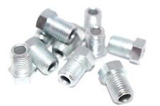 "3/8"" Brake Pipe Nuts Qty 50 Pack Male UNF 24 TPI Short Nut for 3/16 Copper BPN29"