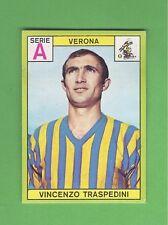 FIGURINA CALCIATORI PANINI 1968/69 - RECUPERO - TRASPEDINI - VERONA
