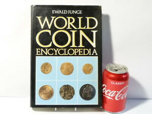 1984 World Coin Encyclopedia Book by Ewald Junge H/B