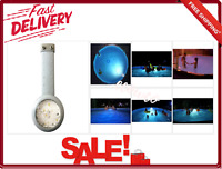 Above Ground Pool Multicolor Underwater Led Light Auto Shut off On/Off Switch