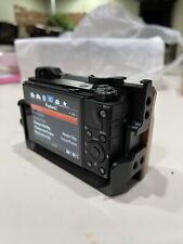 Sony Cyber Shot DSC-RX100 VII 20.1MP Point & Shoot Digital Camera + EXTRAS