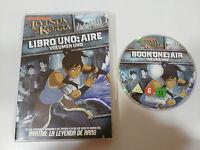 LA LEYENDA DE KORRA LIBRO AIRE VOLUMEN UNO DVD NICKELODEON ESPAÑOL ENGLISH - AM