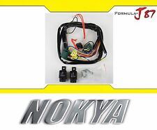 Nokya Relay Wire Harness 9008 H13 Nok9219 Head Light Bulb Dual High Low Beam