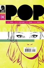 Pop #1 cover A Curt Pires & Jason Copland VF+ Unread