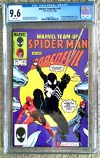 MARVEL TEAM-UP #141 CGC 9.6 SPIDER-MAN AND DAREDEVIL - 1ST BLACK COSTUME!!