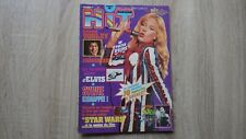 Revue HIT MAGAZINE (genre PODIUM) No 69 Oct 1977 + Poster STAR WARS Presley