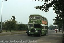 Lincolnshire Roadcar 2537 Aug 1982 Bus Photo E