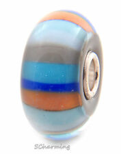 Authentic Trollbeads Glass Beach Ball 61462