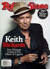 Rolling Stone Special Collectors Edition KEITH RICHARDS 75th Birthday Special