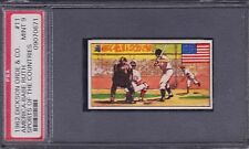 1962 Dickson Orde & CO, AMERICA-BABE RUTH, Sports of the Countries, PSA 9 none^
