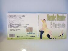 COMPILATION - SAMBE RUMBE & CHA CHA CHA - DIGIPACK CD