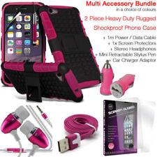Étuis, housses et coques avec clip rose Pour Huawei Y6 pour téléphone mobile et assistant personnel (PDA)
