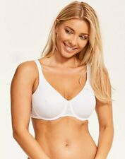 Triumph bra 'comfort minimiser W' white 38C