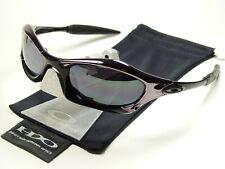 Oakley Splice Black Chrome Sonnenbrille Plate Scar Juliet Fatcat Romeo Dartboard