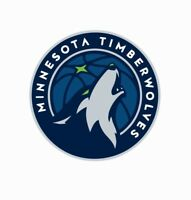 Minnesota Timberwolves NBA Basketball Color Sports Decal Sticker-Free Shipping