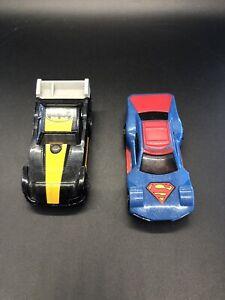 Hot Wheels McDonads DC Comics Superman And Batman