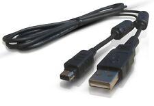 Cable USB de liaison APN/PC comp.Olympus C-D-E-FE-µ-mju-verve CB-USB6