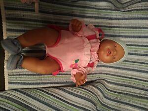 Max Zapf Baby Born Doll  44 cm