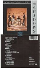 THE SHADOWS the early years volume 5 CD ALBUM pressing 1991