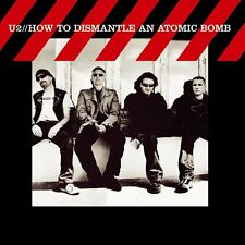 U2 How To Dismantle An Atomic Bomb ISLAND RECORDS New Sealed Vinyl Record LP