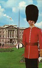An Ensign, Grenadier Guard, England, United Kingdon, Uniform UK --- Postcard