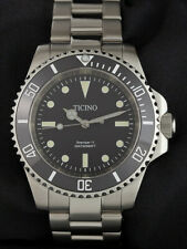 Ticino Sea viper ll submariner diver watch miyota 8215