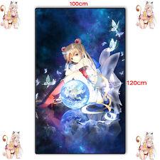 Anime Sailor Moon Tsukino Cosplay Flannel Plush Travel Blanket 100*120cm#KH-145