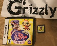 USED Littlest Pet Shop Country Friends Nintendo DS (NTSC)