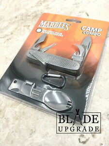 Marbles Camp Combo G.I. Utility knife Camper's Friend Multitool 390