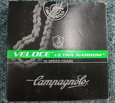 Campagnolo Original Veloce Ultra Narrow 10 speed chain made in Italy