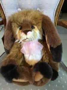 CARROTS BUNNY Charlie Bears Bearhouse Bears 2019 Plush