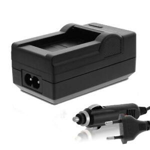 Ladegerät für Canon EOS 350D 350-D, EOS 400D 400-D, EOS Digital N - NB-2L NB-2Lh