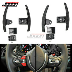 Carbon Steering Wheel Paddle Shifter For BMW F20 F30 F31 F34 M2 M3 F80 M4 F82 M5