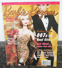 Vintage October 2002 Issue Of Barbie Bazaar Dolls Many Listed!
