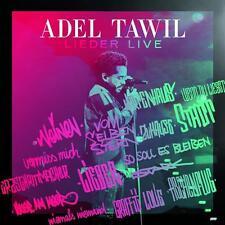 Lieder-Live von Adel Tawil (2014), Neu OVP, 2 CD
