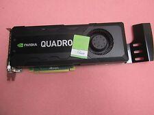 4X60G69025 00FC812- NVIDIA Quadro K5200 8GB 2-DVI-I/ 2-DisplayPort Graphics Card