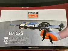 Simpson Strong-Tie Edt22S 22oz. Opoxy Dispensing Tool