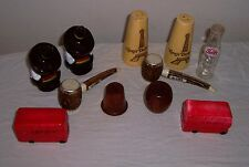 Collectors Lot of 5 Salt & Pepper Shakers