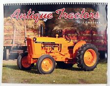 2013 ANTIQUE TRACTORS CALENDAR WITH BEHREN'S PARTS PLUS ADVERTISING