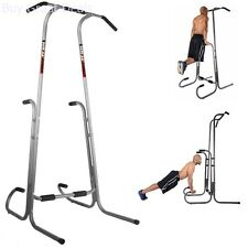 Workout Triceps Multi Positions Pull Up Body Tower Build Dip Raise Bar Machine